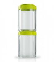 Контейнеры BlenderBottle GoStak 150мл (2 контейнера) зеленый