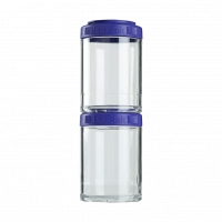 Контейнеры BlenderBottle GoStak 150мл (2 контейнера) фиолетовый