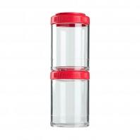 Контейнеры BlenderBottle GoStak 150мл (2 контейнера) красный