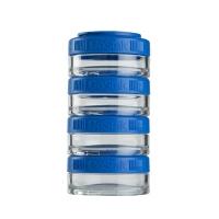 Контейнеры BlenderBottle GoStak 40мл (4 контейнера) синий