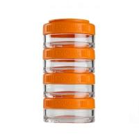 Контейнеры BlenderBottle GoStak 40мл (4 контейнера) оранжевый