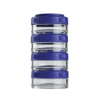 Контейнеры BlenderBottle GoStak 40мл (4 контейнера) фиолетовый