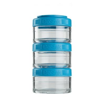 Контейнеры BlenderBottle GoStak 60мл (3 контейнера) голубой BB-GS60-AQUA