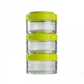 Контейнеры BlenderBottle GoStak 60мл (3 контейнера) зеленый BB-GS60-GREE