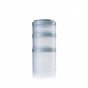 Набор BlenderBottle ProStak Expansion Pak Pebble Grey (серый графит) BB-PREX-CPGR