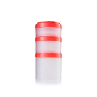 Набор BlenderBottle ProStak Expansion Pak Pink (малиновый)