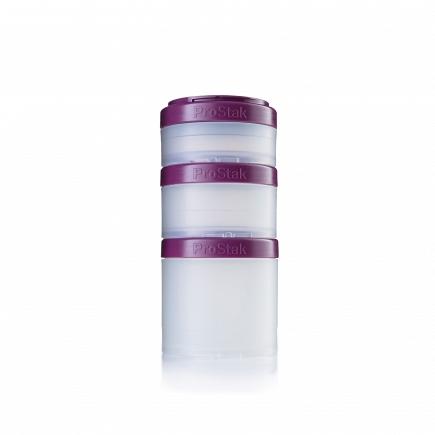 Набор BlenderBottle ProStak Expansion Pak Plum (сливовый) BB-PREX-CPLU