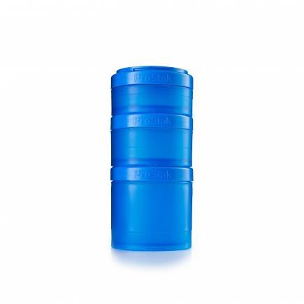 Набор BlenderBottle ProStak Expansion Pak Full Color Cyan (бирюзовый) BB-PREX-FCYA