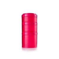 Набор BlenderBottle ProStak Expansion Pak Full Color Pink (малиновый)