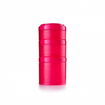 Набор BlenderBottle ProStak Expansion Pak Full Color Pink (малиновый) BB-PREX-FPIN
