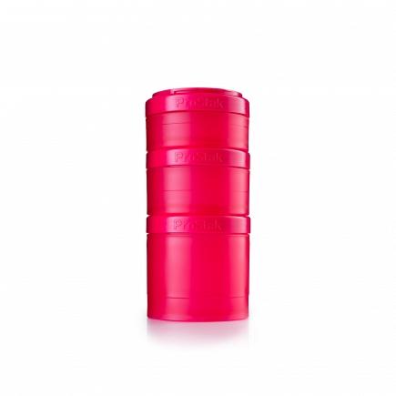 Набор BlenderBottle ProStak Expansion Pak Full Color Pink (малиновый) BB-PREX-FPIN