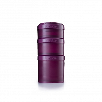 Набор BlenderBottle ProStak Expansion Pak Full Color Plum (сливовый) BB-PREX-FPLU