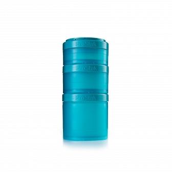 Набор BlenderBottle ProStak Expansion Pak Full Color Teal (морской голубой) BB-PREX-FTEA