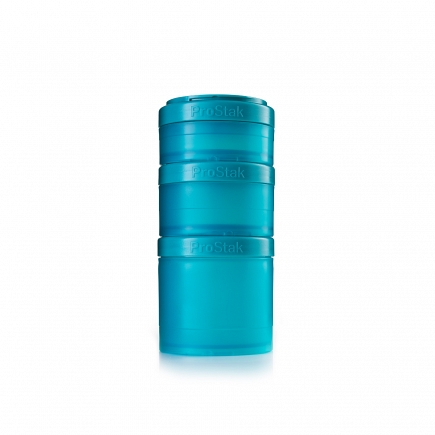 Набор BlenderBottle ProStak Expansion Pak Full Color Teal (морской голубой) BB-PREX-FTEA