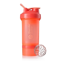 Набор BlenderBottle ProStak Full Color Coral (коралловый)