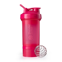 Набор BlenderBottle ProStak Full Color Pink (малиновый)