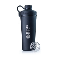 Шейкер BlenderBottle Radian Insulated Stainless 769мл Mate Black (матовый черный)