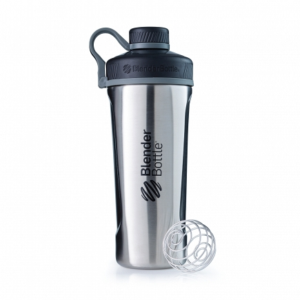 Шейкер BlenderBottle Radian Insulated Stainless 769мл Natural (стальной) BB-RAIS-NATU