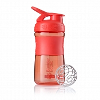 Шейкер BlenderBottle SportMixer 591мл Coral (коралловый)