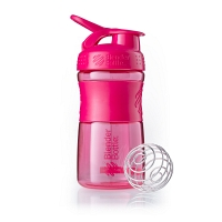 Шейкер BlenderBottle SportMixer 591мл Pink (малиновый)
