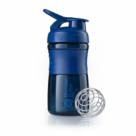 Шейкер BlenderBottle SportMixer 591мл Navy (неви)