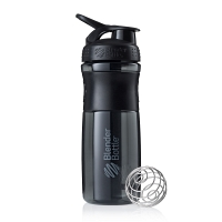 Шейкер BlenderBottle SportMixer 828мл Black/Black (черный/черный)