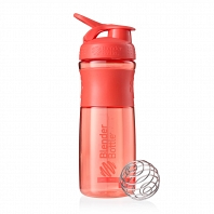 Шейкер BlenderBottle SportMixer 828мл Coral (коралловый)