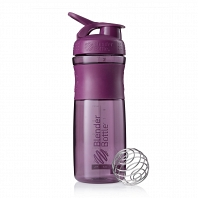 Шейкер BlenderBottle SportMixer 828мл Plum (сливовый)