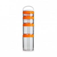 Контейнеры BlenderBottle GoStak Starter 4Pak (4 контейнера) оранжевый