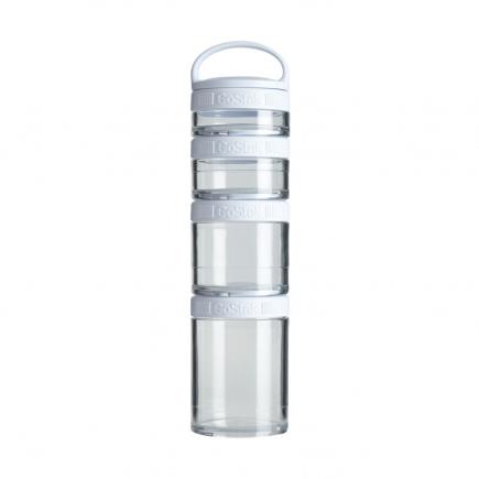 Контейнеры BlenderBottle GoStak Starter 4Pak (4 контейнера) белый BB-STAR-WHIT