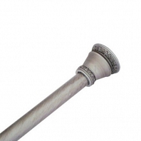 Карниз 110-200см Blonder Home Rods & Hooks Elegance Silver