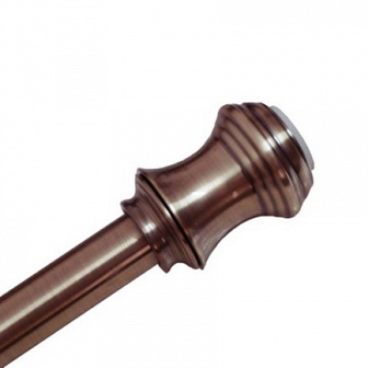 Карниз 110-200см Blonder Home Rods & Hooks Ordinary Bronze BH-OBR/67