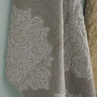 Полотенце для рук Kassatex Bedminster Medallion Coblestone