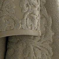 Полотенце для рук Kassatex Bedminster Medallion Flint Grey