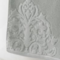 Полотенце для рук Kassatex Bedminster Medallion Silver