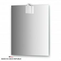 Зеркало со светильником Ellux Bolero 60х75см