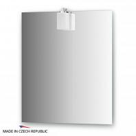 Зеркало со светильником Ellux Bolero 65х75см