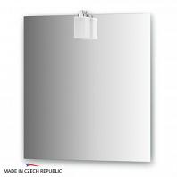 Зеркало со светильником Ellux Bolero 70х75см