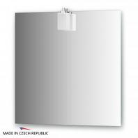 Зеркало со светильником Ellux Bolero 75х75см