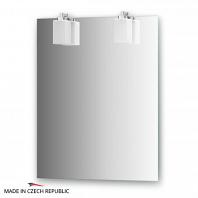 Зеркало со светильниками Ellux Bolero 60х75см