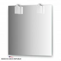 Зеркало со светильниками Ellux Bolero 70х75см
