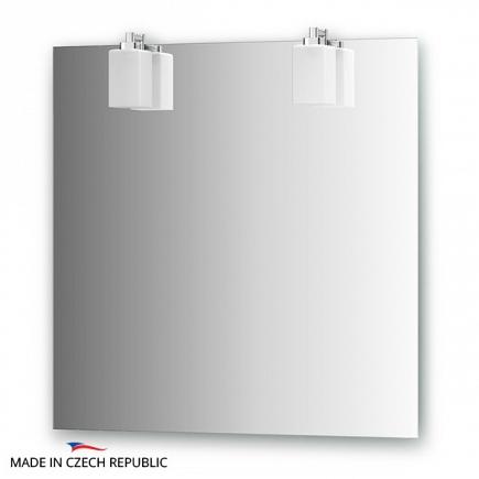 Зеркало со светильниками Ellux Bolero 75х75см BOL-A2 0210