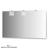 Зеркало со светильниками Ellux Bolero 130х75см