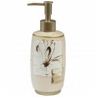 Дозатор для жидкого мыла Creative Bath Botanical Collage