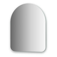 Зеркало со шлифованной кромкой Evoform Primary 55х70см
