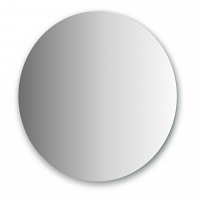 Зеркало со шлифованной кромкой Evoform Primary 80х80см