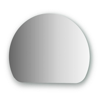 Зеркало со шлифованной кромкой Evoform Primary 50х40см