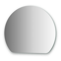 Зеркало со шлифованной кромкой Evoform Primary 70х60см
