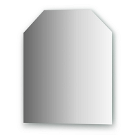 Зеркало со шлифованной кромкой Evoform Primary 50х60см