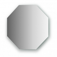 Зеркало со шлифованной кромкой Evoform Primary 40х40см